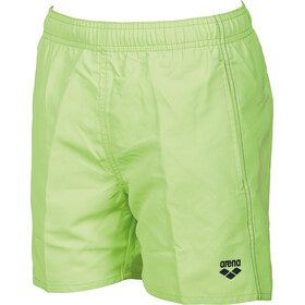 arena Fundamentals Short de bain Garçon, shiny green-navy